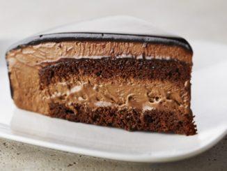 Gateau mousse chocolat