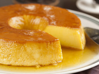 Pudding Caramel