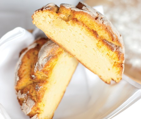 Petits pains de maïs