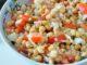 Salade de Morue et pois chiches