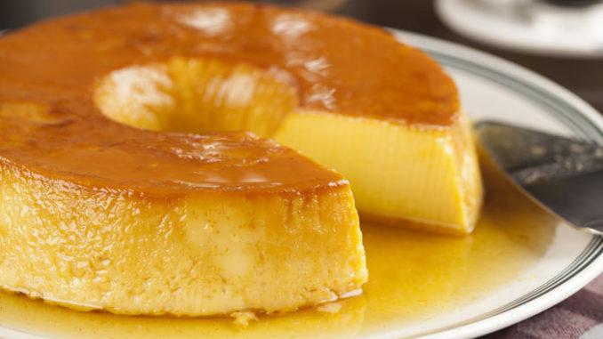 Pudding Caramel